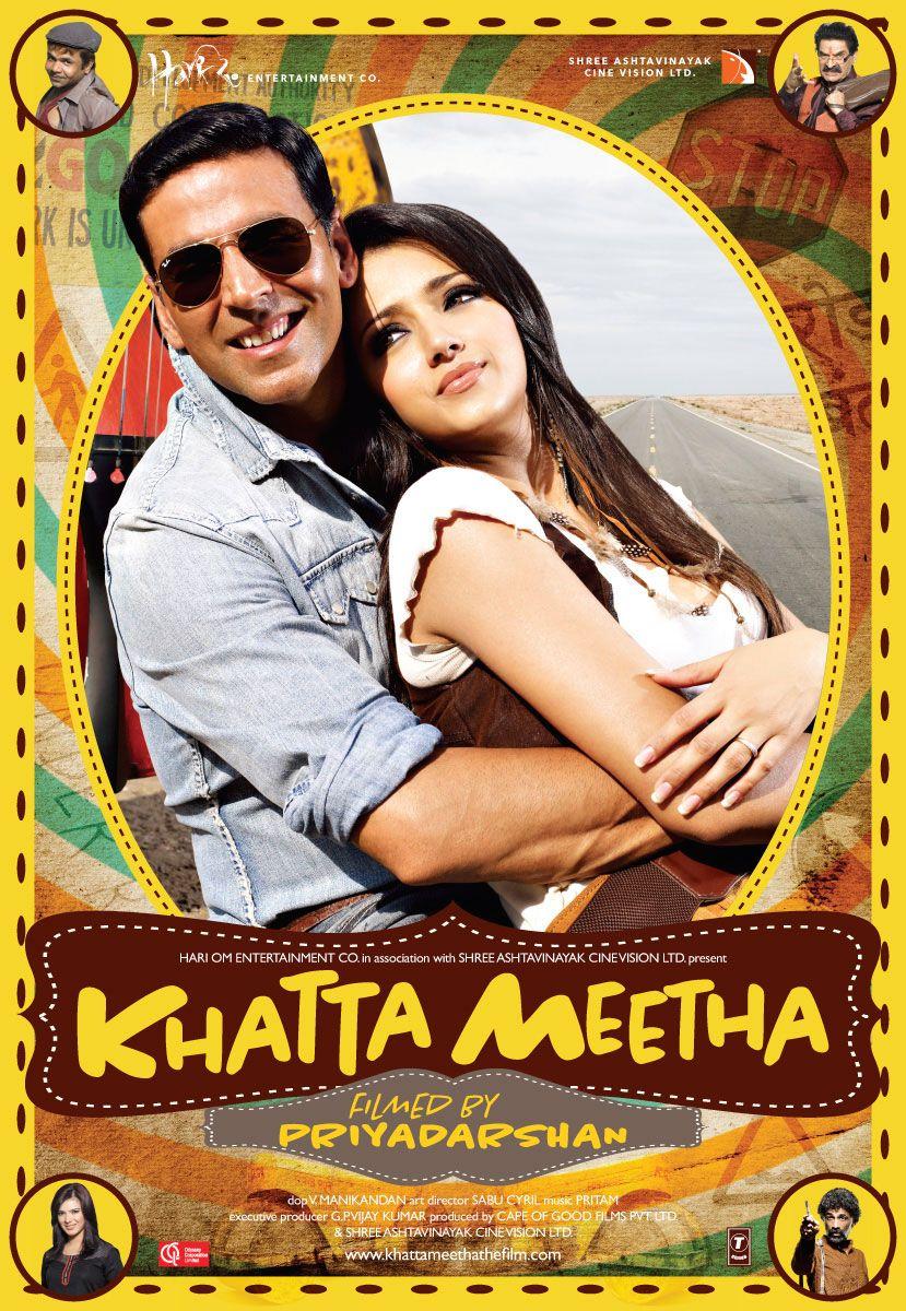 khatta meetha full movie with english subtitles