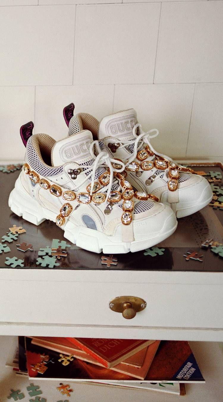 Shop the Flashtrek sneaker by Gucci