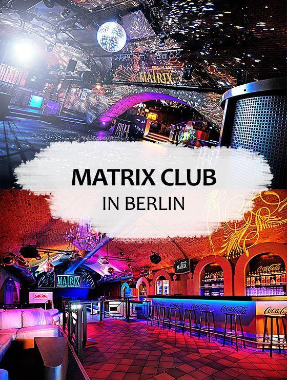 Matrix Berlin Adresse