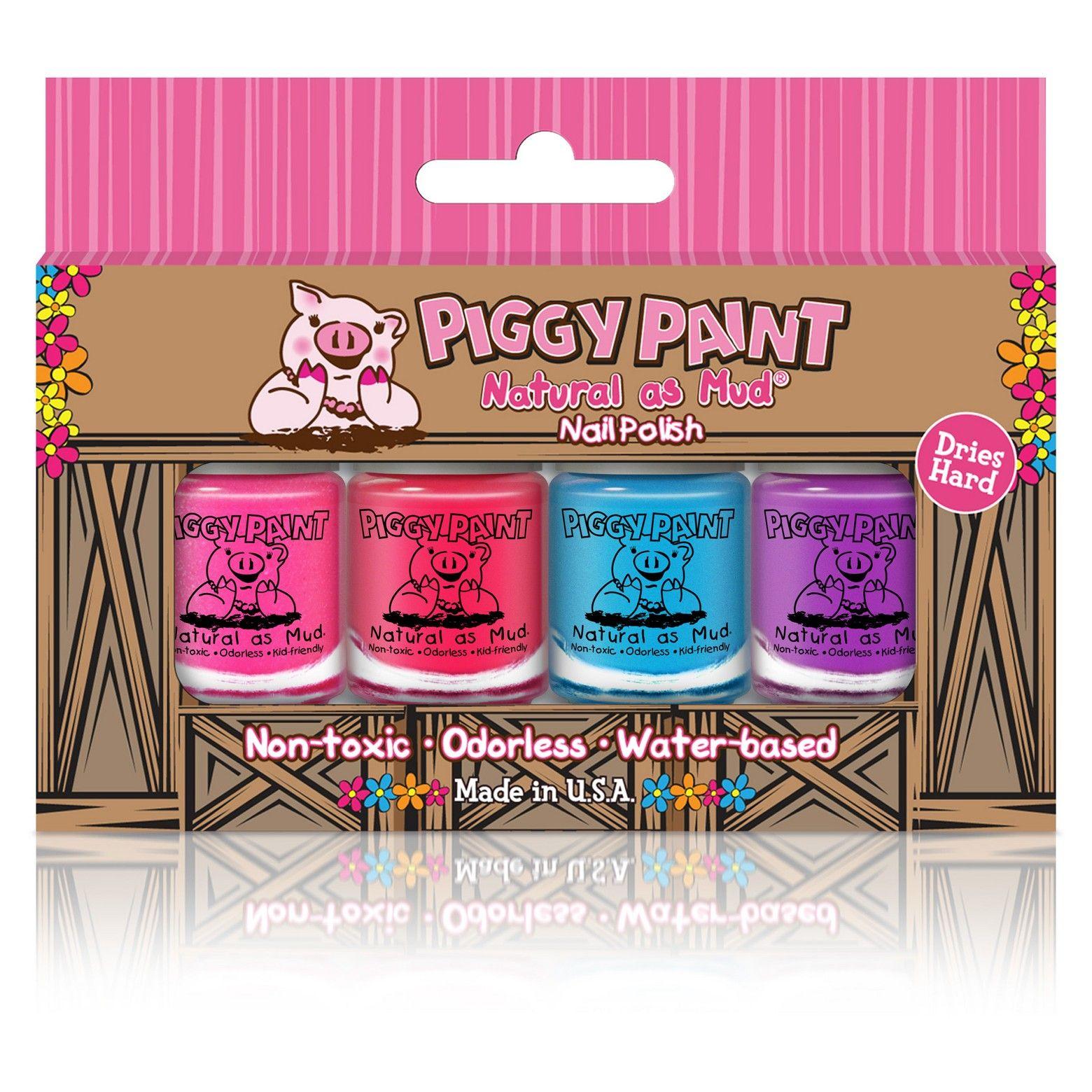 Piggy Paint Nail Polish Set 0.48 oz, | Nail polish sets