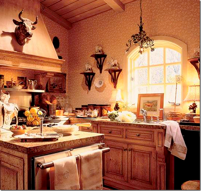 Best Charles Faudree Designed Kitchen What Details 400 x 300