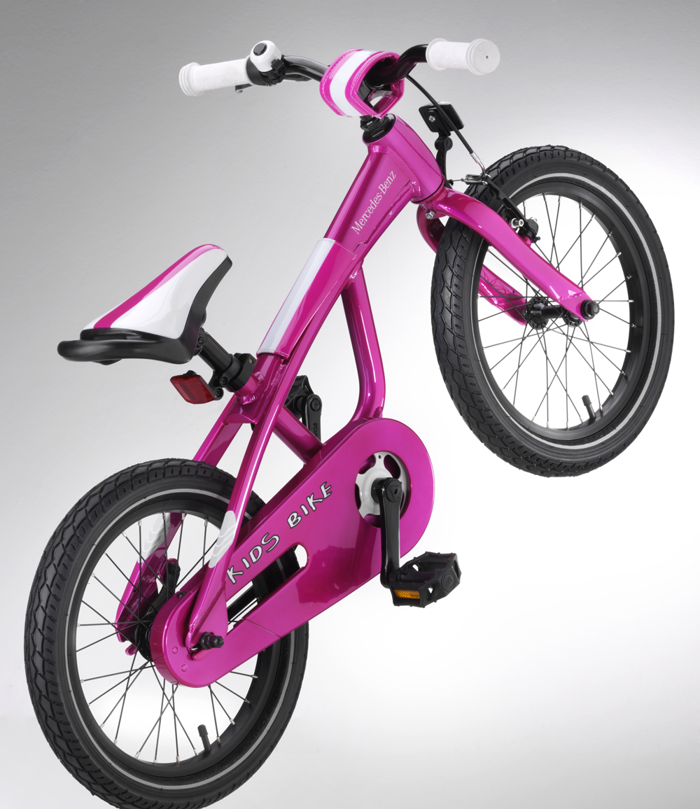 mercedes benz kids bike kid stuff kids bike mercedes. Black Bedroom Furniture Sets. Home Design Ideas