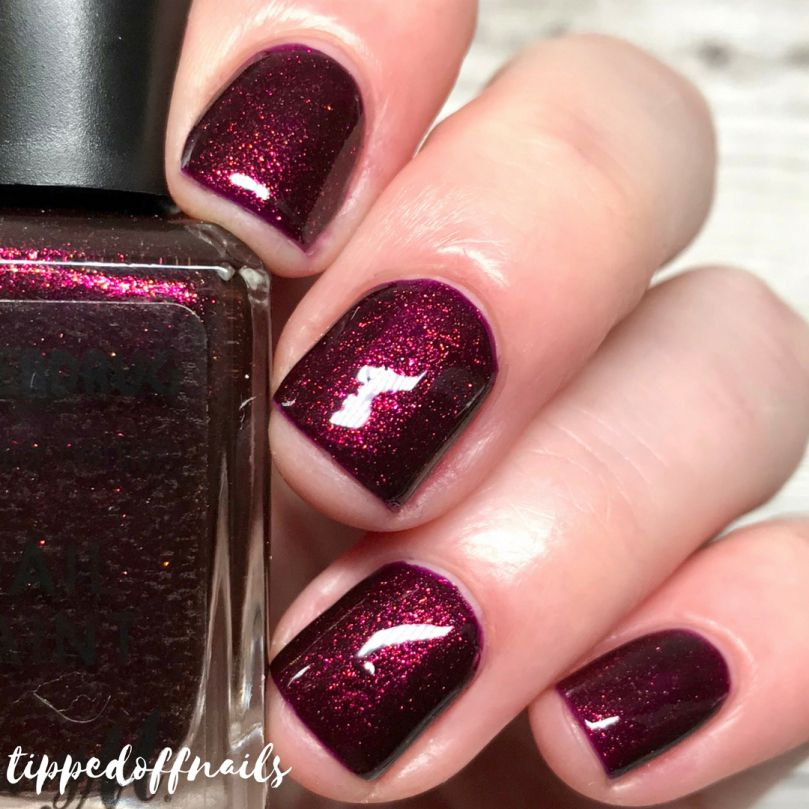 Blogmas Day 10: Barry M Matchmaker Kits | Swatch and Lips