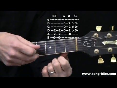 The E-G-A Blues Trick : The One-Finger Riff ISIS Doesn\'t Want You To ...