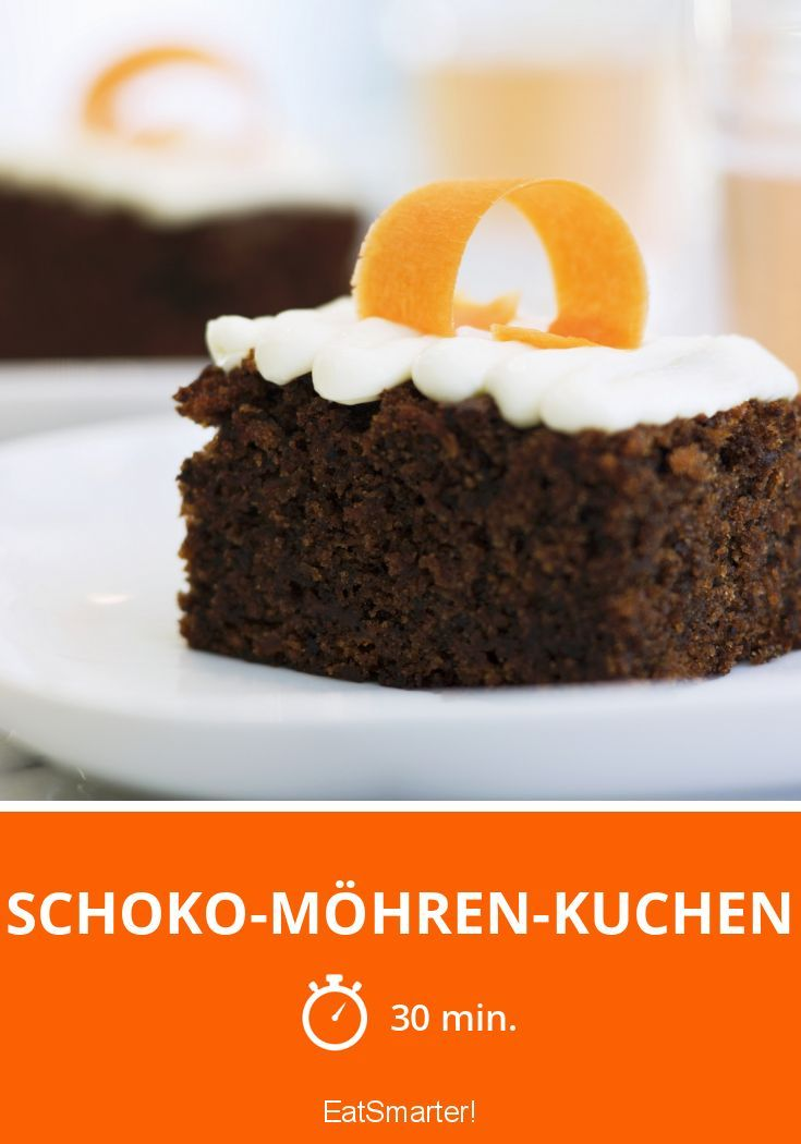 Schoko Mohren Kuchen Rezept In 2020 Mohren Kuchen Kuchen Kuchen Und Torten