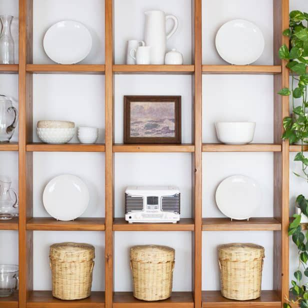 Best Kitchen Archives A Beautiful Mess In 2019 Wood Shelves 400 x 300
