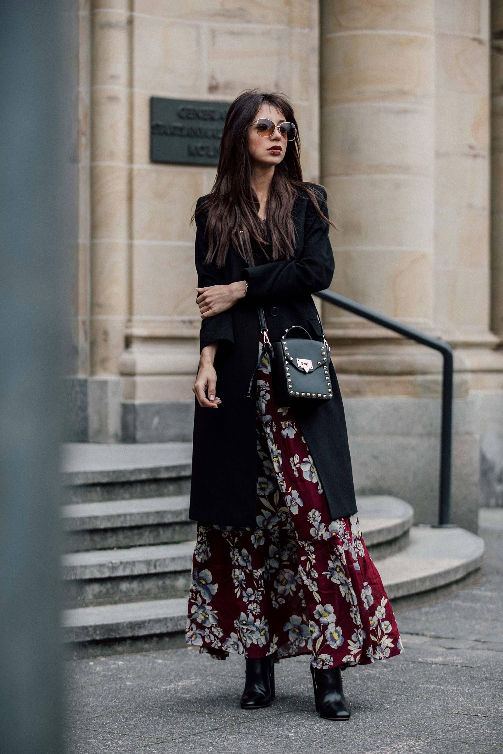 Photo of Pessoas Livres Maxi Dress / w Gucci Boots II Fashion Blog Alemanha 2018 I Style Blogg …