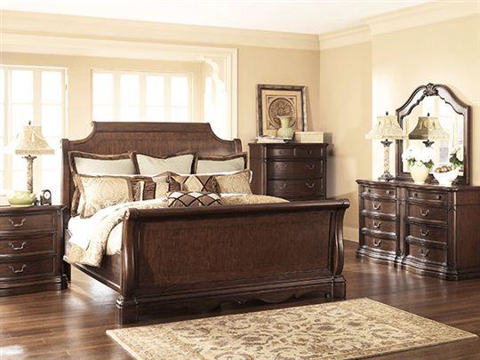 Camilla Queen Sleigh Bedroom Set - $1889.99