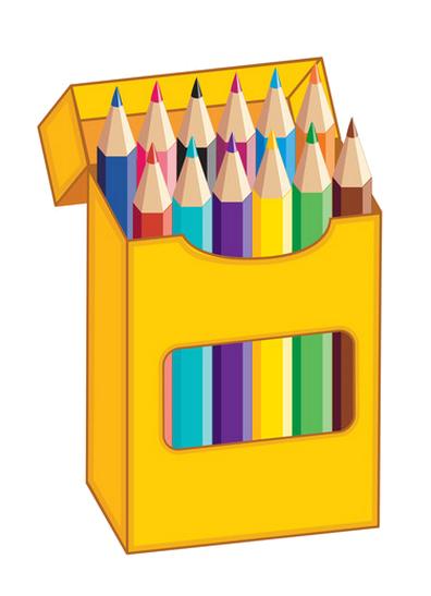 Crayons Stylos Page 9 Lapices De Colores Actividades De Ingles Para Ninos Dibujo De Escuela