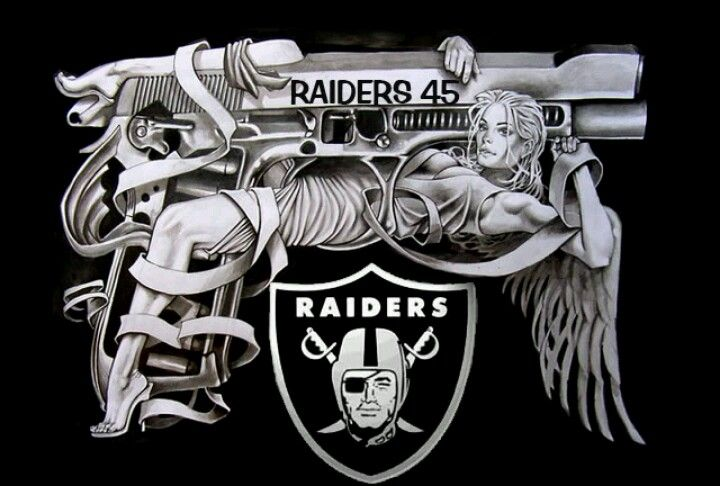 Raiders baby! Sports Raiders, Raider nation, Raiders fans