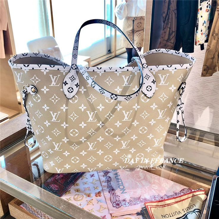 louis vuitton summer neverfull shopping bag,