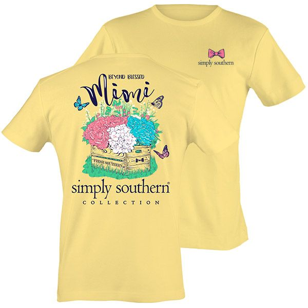 cef46435441 Simply Southern Mimi Short Sleeve T-Shirt