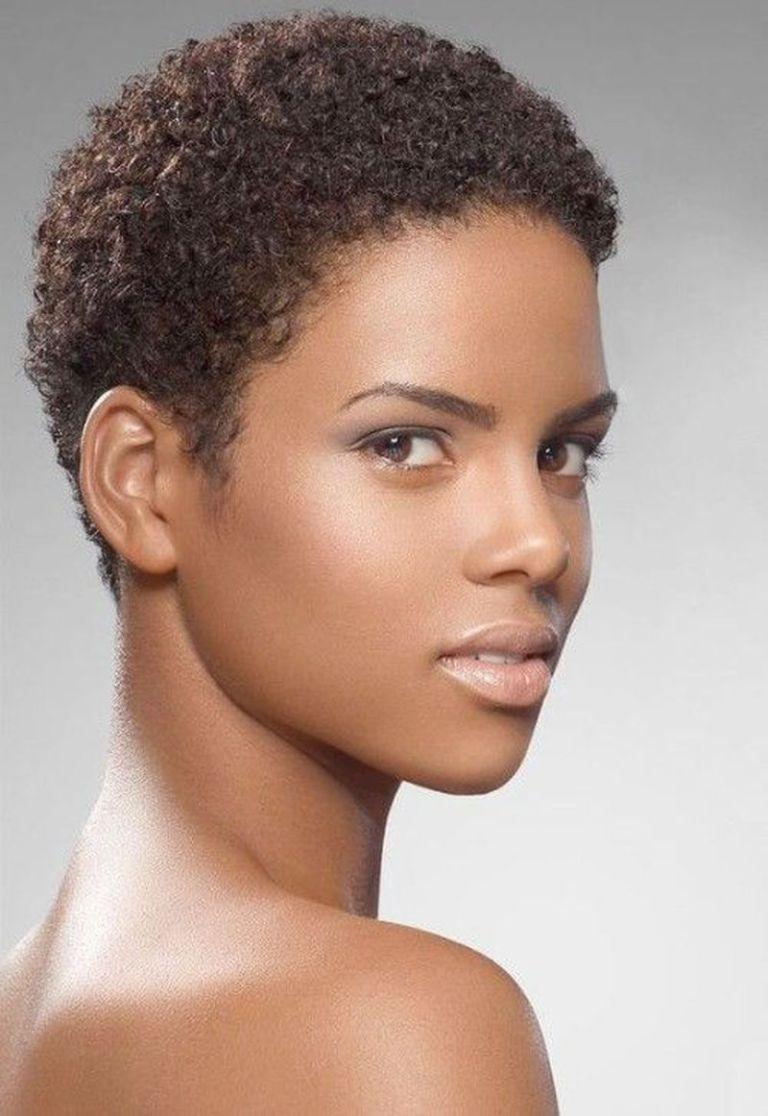 11 Stylish Short Haircut for Black Women - Bebeautylife in 11