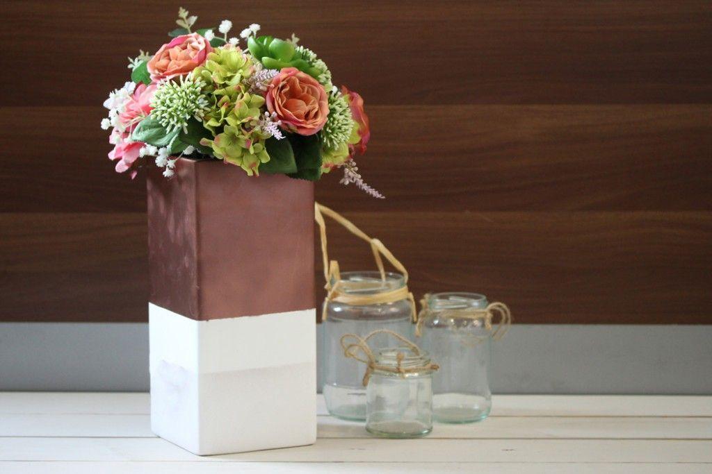 2 Ways To Decorate Ceramic Vases Ceramic Vase Decorating And Craft