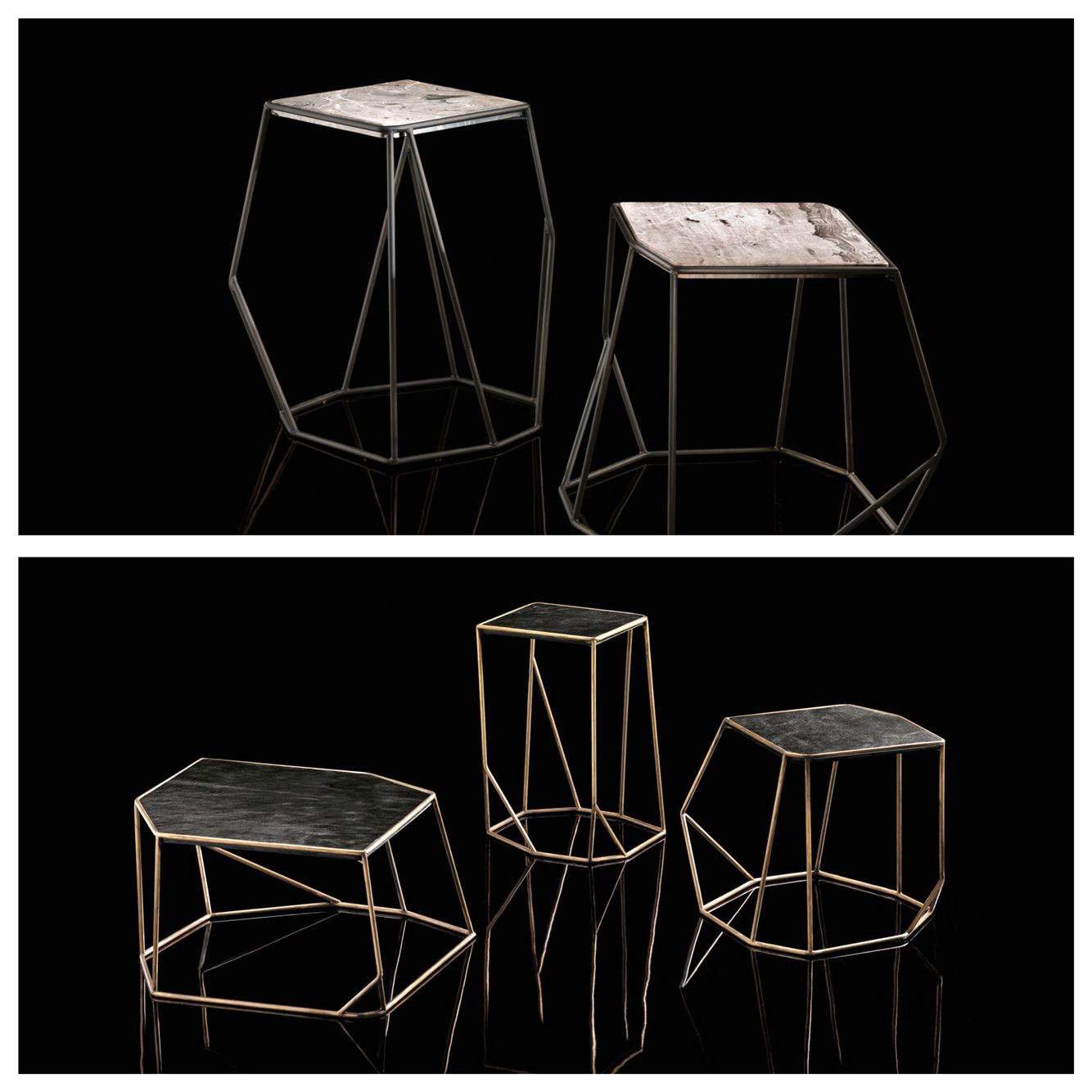 Henge, made in Italy: W-table, project by Massimo Castagna.
