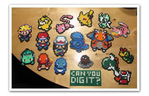 Bildresultat för pärlplatta pokemon
