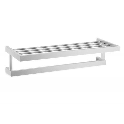 Zack Linea Handdoekrek B61 5xh23cm Rvs Mat Towel Shelf