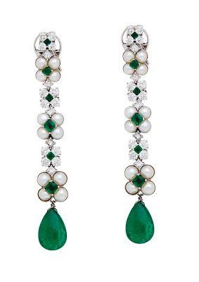 887b388d713ed9 Indian Jewellery and Clothing: Diamond jhumkas from Orra jewellery ...