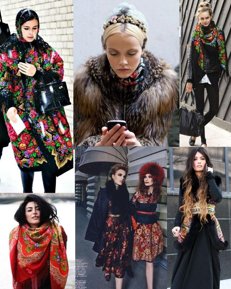 Одежда в русском стиле, русский стиль в современной одежде ...  Японский Стиль в Одежде