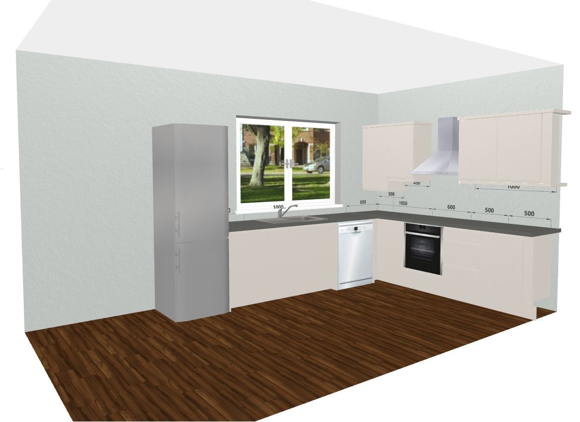 Perfect L Shaped Kitchen Design Create Your Dream Design With The Free 3d Kitchen Planner Kitchen Inspiration Design L Shape Kitchen Layout Kitchen Layout