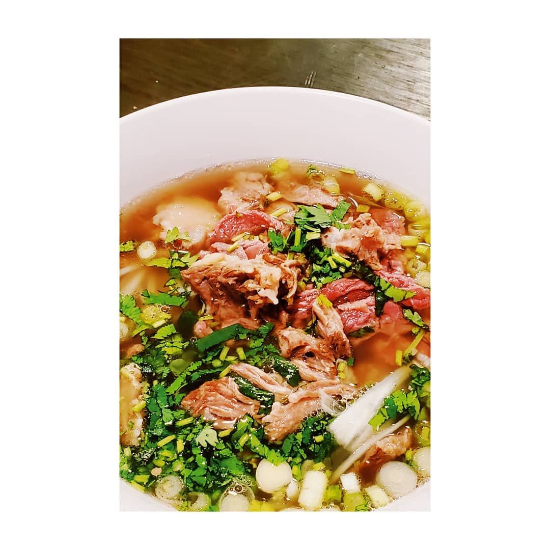 Start your day with a fresh bowl of pho 🌄🌄🌄🌄🌄🌄🌄🌄🌄🌄🌄🌄#pho #photography #photooftheday #photographer #like #photo #naturephotography #food #vietnamesefood #photoshoot #instagood #photographers #instagram #vietnamese #love #travelphotography #bandongan #magelang #foodie #vietnam #ph #nature #travel #foodporn #statut #noodles #photoshop #photos #descendentes #bhfyp