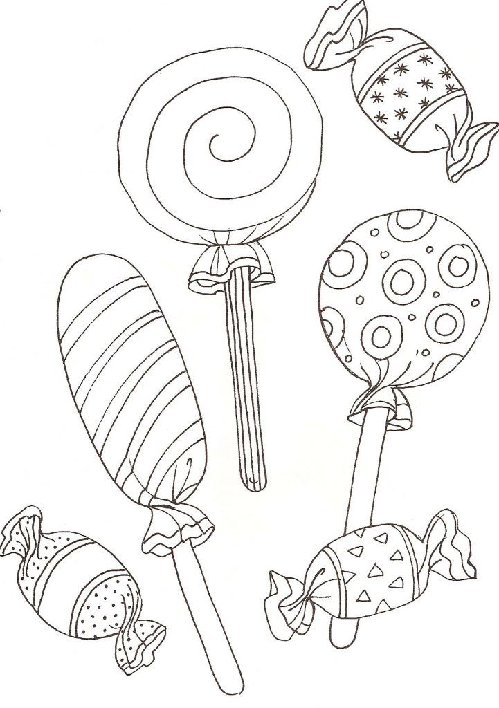 Lollipop Coloring Pages Best Coloring Pages For Kids Candy Coloring Pages Cute Coloring Pages Christmas Coloring Pages