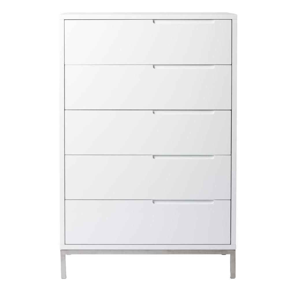 Joanne Tall Dresser White