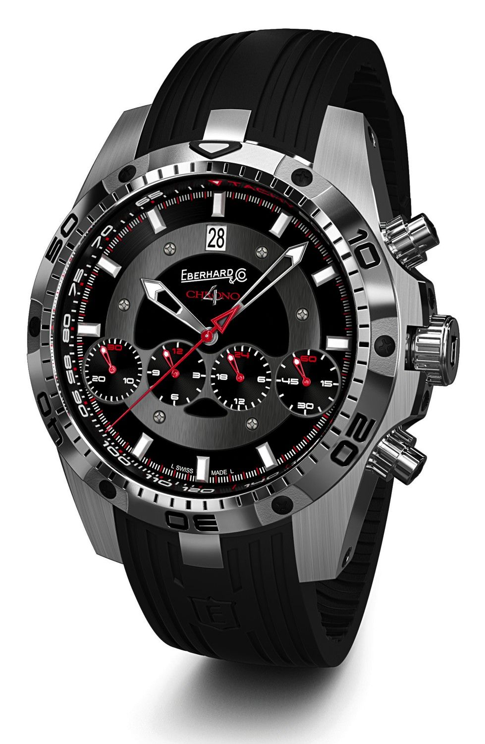 b0d08a2729c8 Eberhard  amp  Co Chrono 4 Géant Bad Boy Amazing Watches, Beautiful Watches,  Cool