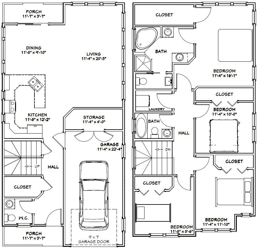Pin By K Norris On New House Plans Floor Plans Cabin Floor Plans How To Plan