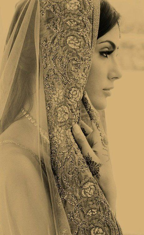 Desi bridal gorgeousness