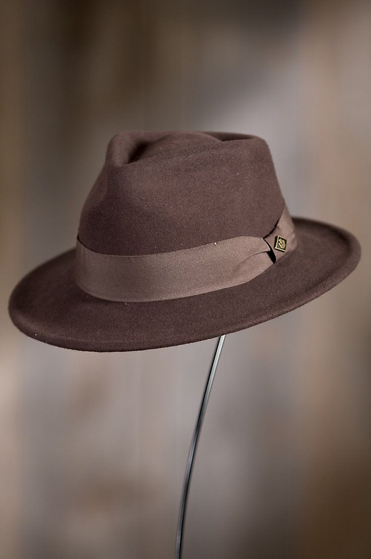 361499397c32b Fashioned in 100% wool with a fine finished edge brim