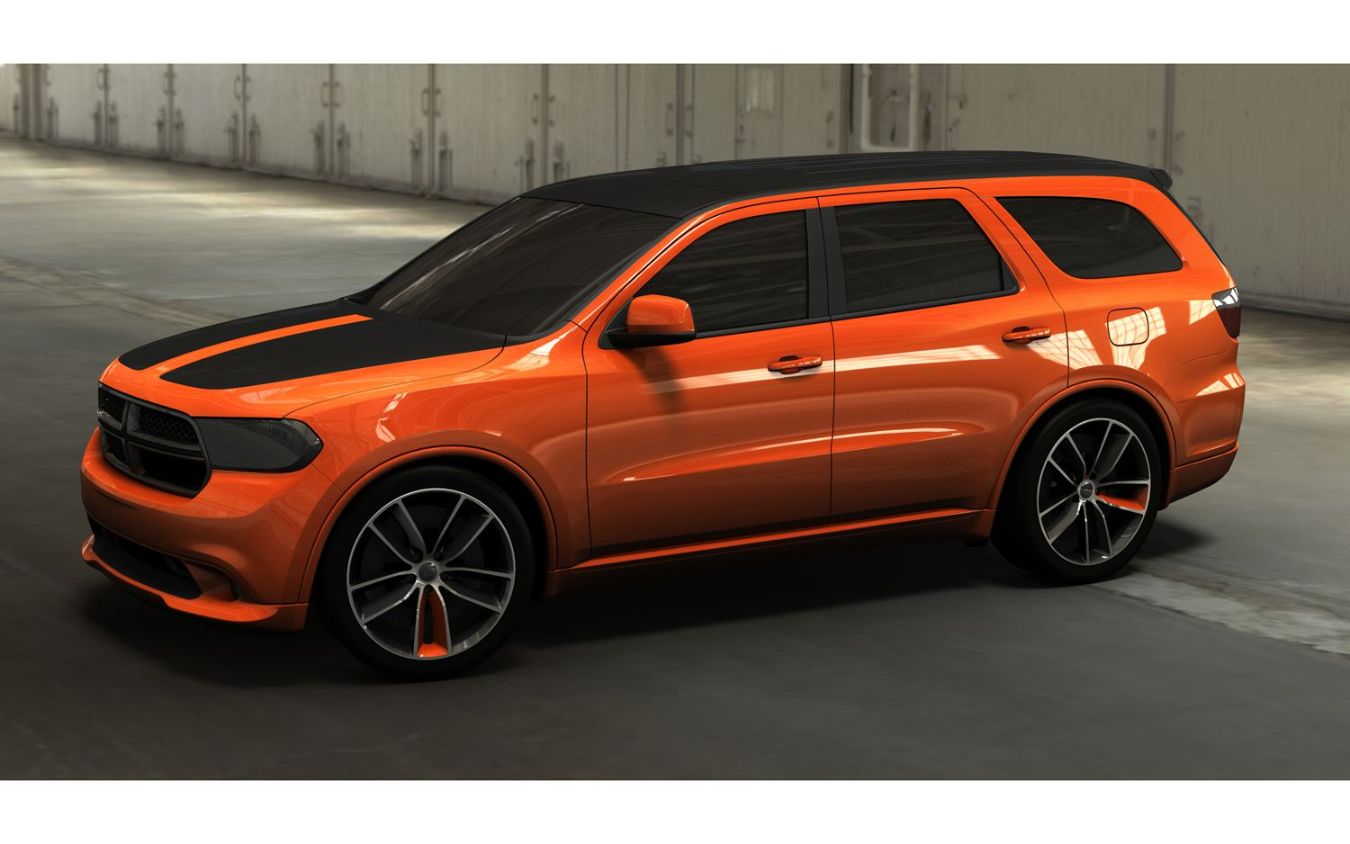 Mopar Bringing Modified Fiat Chrysler Dodge And Ram Vehicles To Sema Dodge Durango Dodge Suv Mopar