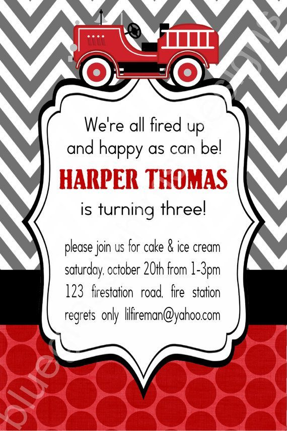 Image result for birthday party at fire station Prestons 3rd B