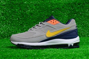 Mens Nike Air Max 97 Bw Skepta Kpu Wolf Grey Yellow Navy Blue Orange White  AO2113 5c8b32c77