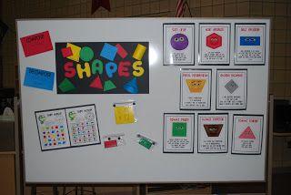 Shapes - Geometry