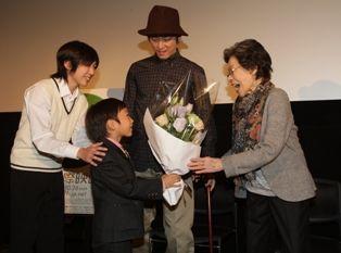 東京国際映画祭   カリーナ・ラムさん、高橋克典さんも登壇!菅井きんさんはギネスに認定!フォトギャラリー10月23日(木)六本木編