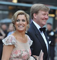 Crown Prince Willem -Alexander and Crown Princess Maxima of the Netherlands. Crown Prince Willem- Alexander is set to succeed his mother, Queen Beatrix. He will become William IV, the first King to reign in the Netherlands since the 1890's. His daughter Princess Catharina-Amalia is his heir apparent.