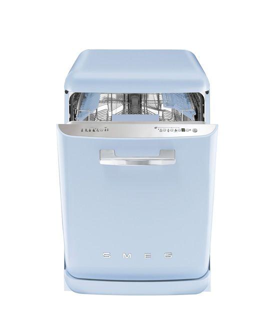 Dishwasher BLV2 Smeg 50's Style Küche & co, Wohnen und