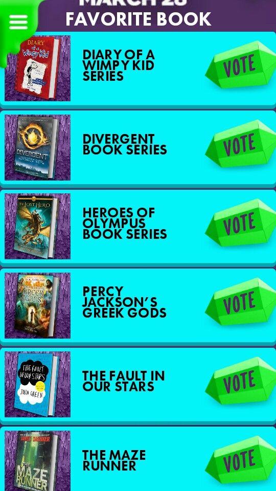 Vote for Heroes Of Olympus at nick.com/kca PLZ