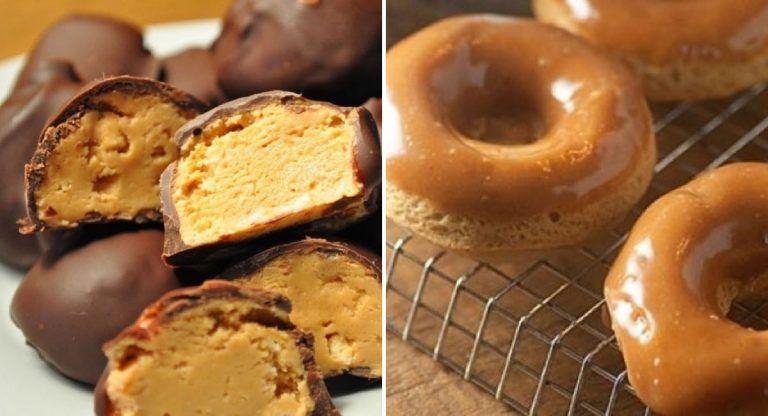 30 Recetas Que Prueban Que La Mantequilla De Maní Es Lo único Que Necesitamos En La Vida Mantequilla De Mani Tarta De Cebolla Comidas Dulces