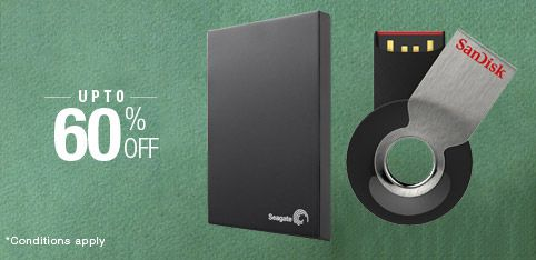 snapdeal discount coupons on hard disk