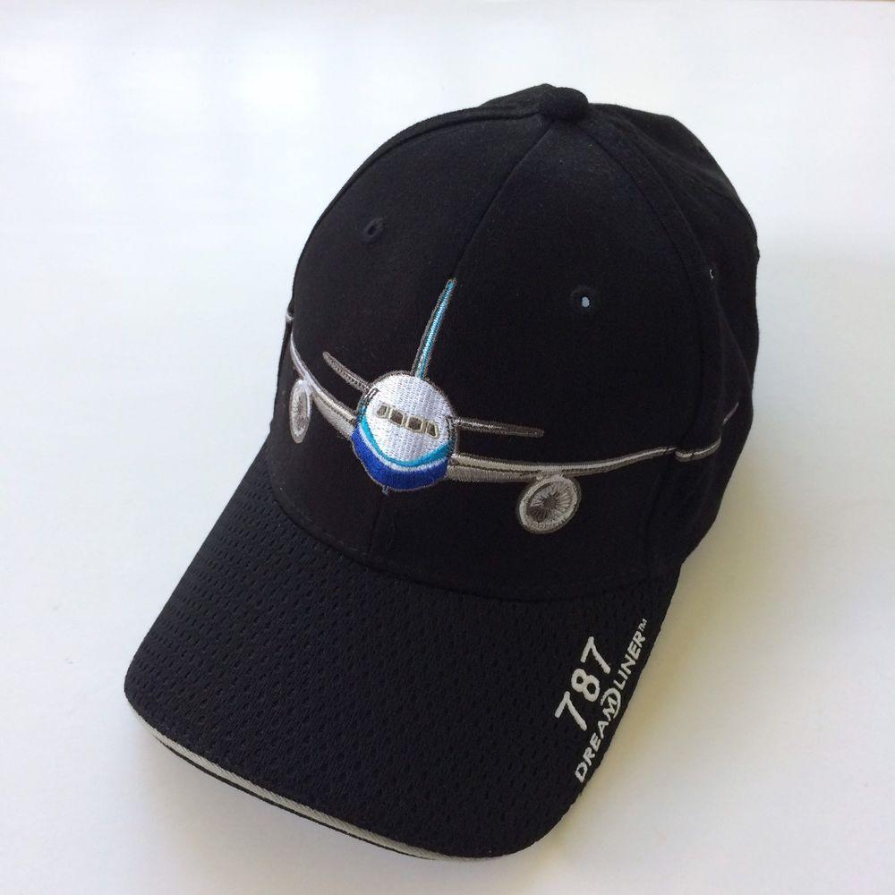 84c27811 BOEING 787 Dreamliner Airplane Baseball Hat Cap Aviation Transportation  Aircraft #Boeing #BaseballCap