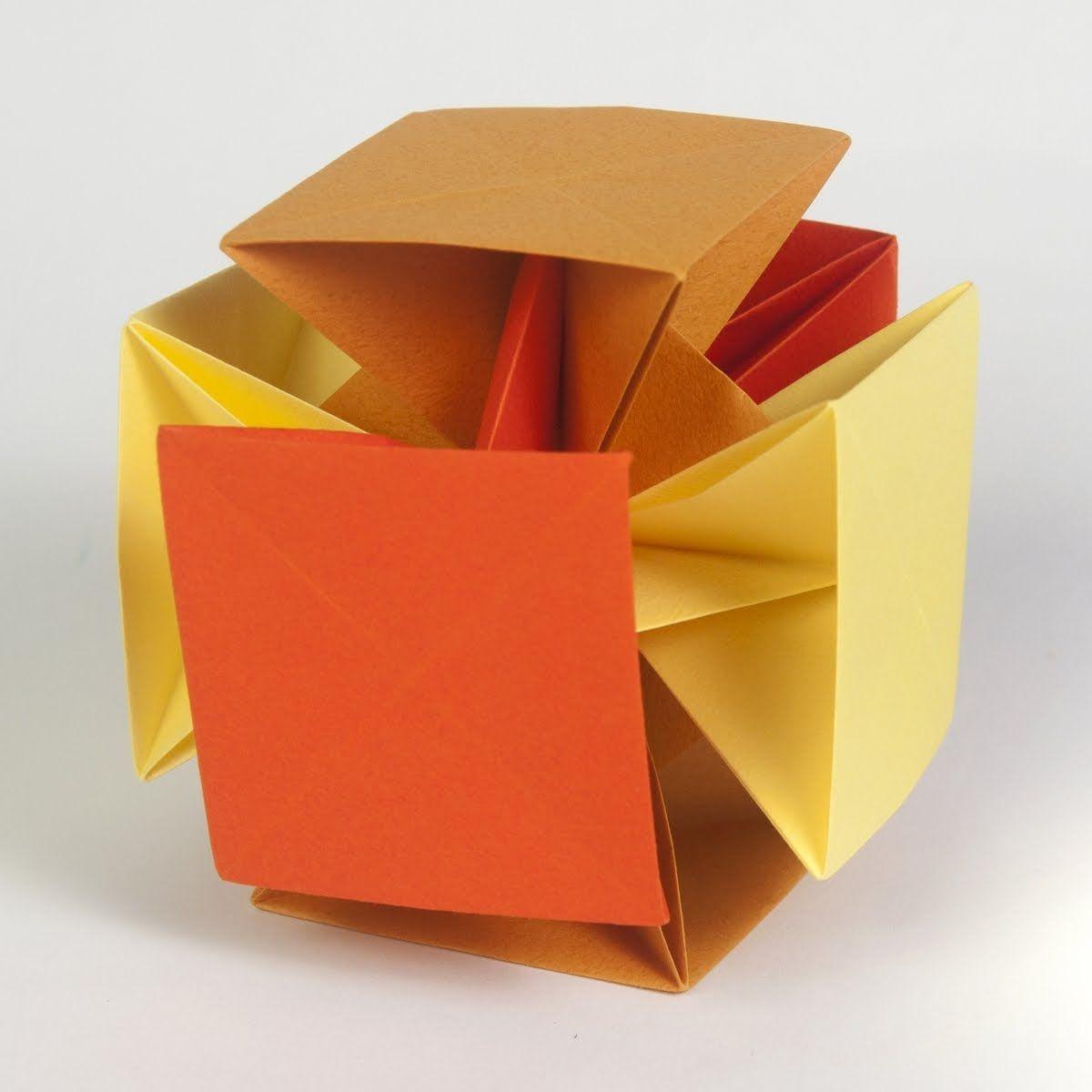 19++ Folding photo cube instructions trends