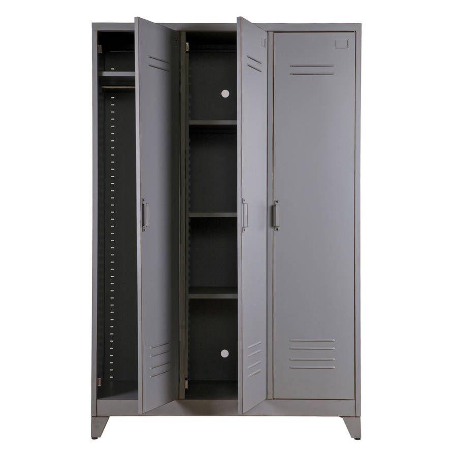 Incroyable Metal Locker Cabinet