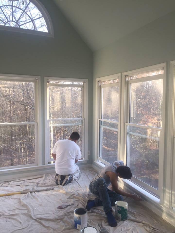 Valspar Sea Salt Blue Home Improvement Paint Add