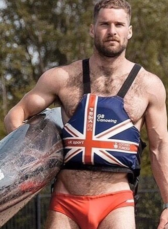 Athletic Gay Amateur Jock Rims Ass
