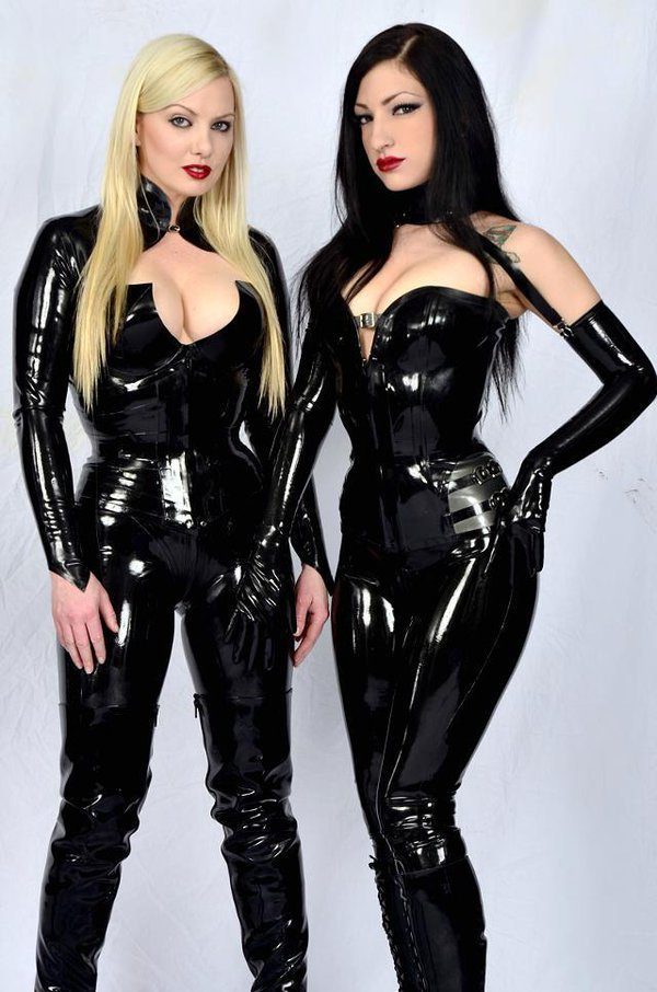 Catsuit babes images pinterest asian in latex on Best latex