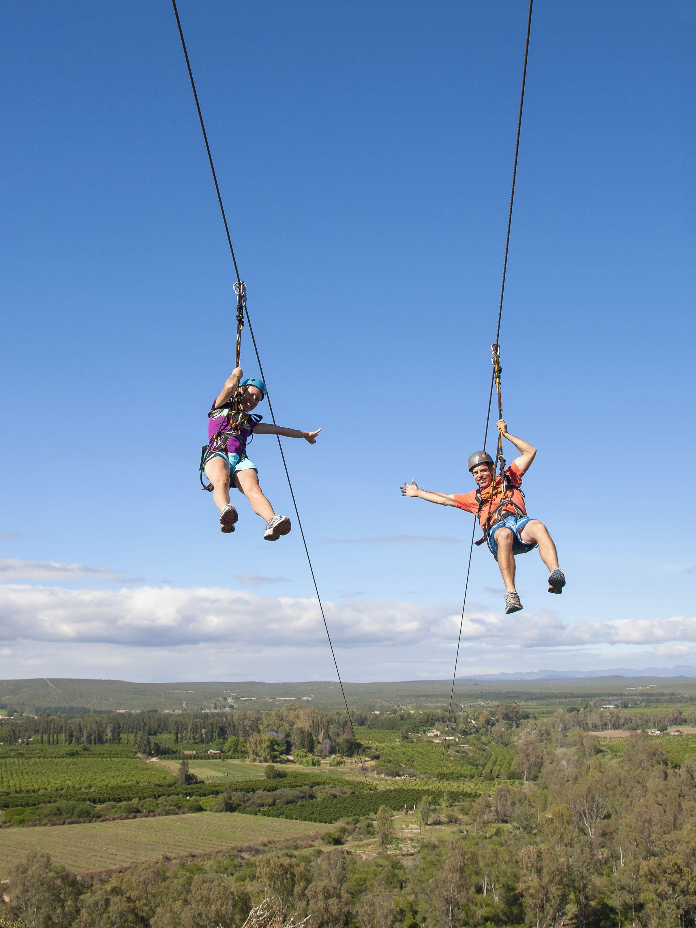 Zip Line With Adrenalin Addo South Africa Ziplining South African Adventures Port Elizabeth