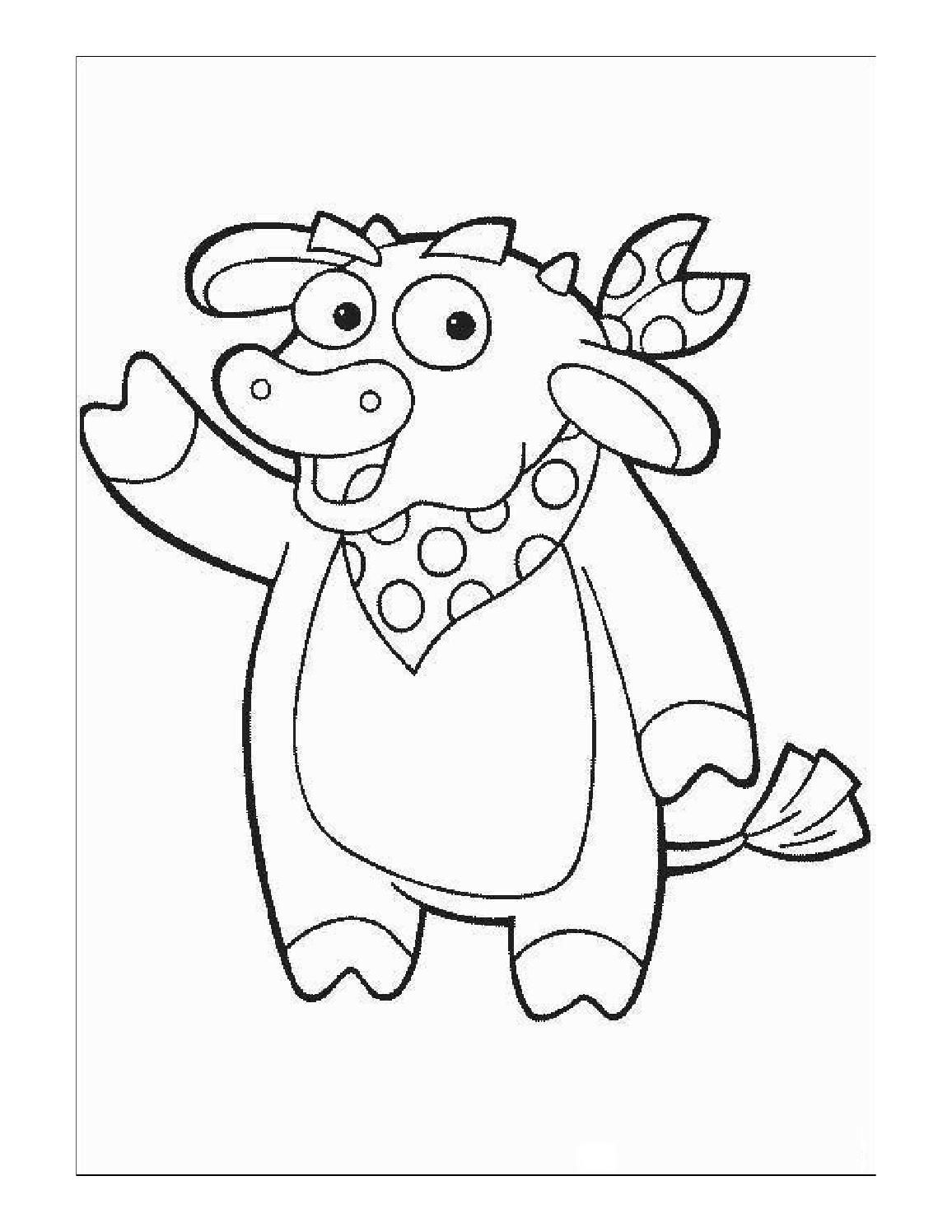 Dora La Exploradora Libros Para Colorear Dora Coloring Cartoon Coloring Pages Coloring Pictures