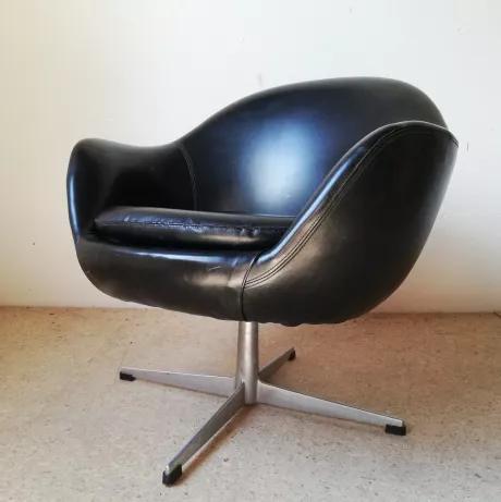 Fotel Obrotowy Vintage Lata 60 70 Warszawa Ursynow Olx Pl Lounge Chair Chair Furniture